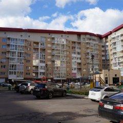 Апартаменты Apartment on Aviatorov 23 Красноярск парковка