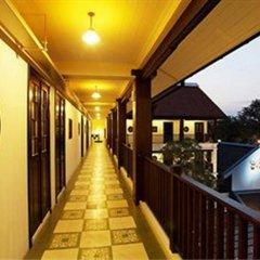 Отель Baan Chart балкон