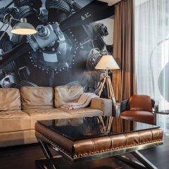 Гостиница M1 club Одесса интерьер отеля