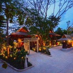 Отель Ananta Thai Pool Villas Resort Phuket вид на фасад фото 2