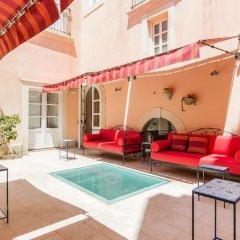 Отель Antico Hotel Roma 1880 Италия, Сиракуза - отзывы, цены и фото номеров - забронировать отель Antico Hotel Roma 1880 онлайн бассейн фото 3
