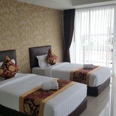 Отель Retreat By The Tree Pattaya комната для гостей