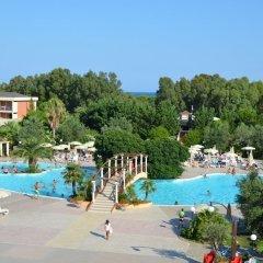 Отель Akiris Нова-Сири бассейн фото 3