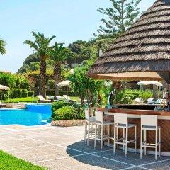 Отель Sheraton Rhodes Resort Греция, Родос - 1 отзыв об отеле, цены и фото номеров - забронировать отель Sheraton Rhodes Resort онлайн бассейн фото 2