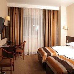 Гостиница Рамада Москва Домодедово Стандартный номер с 2 отдельными кроватями