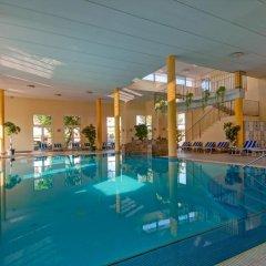 Отель Terme Belsoggiorno Италия, Абано-Терме - отзывы, цены и фото номеров - забронировать отель Terme Belsoggiorno онлайн бассейн фото 3