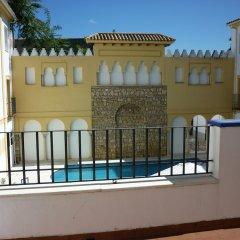 Отель Maciá Alfaros балкон