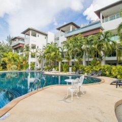 Отель BangTao Tropical Residence бассейн фото 2