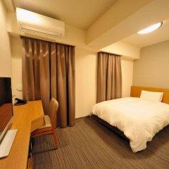 Отель Dormy Inn EXPRESS Meguro Aobadai Hot Spring Япония, Токио - отзывы, цены и фото номеров - забронировать отель Dormy Inn EXPRESS Meguro Aobadai Hot Spring онлайн комната для гостей фото 2