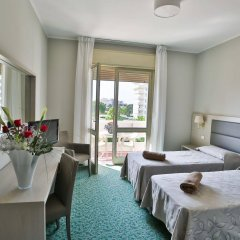 Отель Smeraldo Италия, Абано-Терме - отзывы, цены и фото номеров - забронировать отель Smeraldo онлайн комната для гостей фото 3