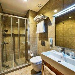 Отель The Meretto Old City İstanbul ванная