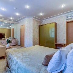 Мини-Отель Поликофф Стандартный номер с двуспальной кроватью фото 5