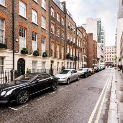 Апартаменты Bright Charing Cross Apartment Лондон фото 3