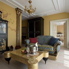 Гостиница Trezzini Palace комната для гостей фото 2