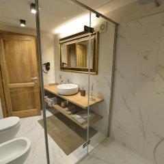 Отель Le Reve Charmant Италия, Аоста - отзывы, цены и фото номеров - забронировать отель Le Reve Charmant онлайн ванная фото 2