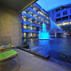 Отель The Kee Resort & Spa 4* Стандартный номер с различными типами кроватей фото 19