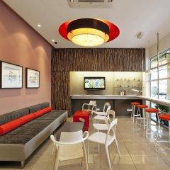 Simms Boutique Hotel Bukit Bintang гостиничный бар
