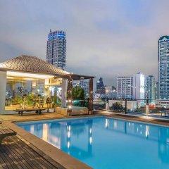Отель The Grand Sathorn Таиланд, Бангкок - отзывы, цены и фото номеров - забронировать отель The Grand Sathorn онлайн бассейн