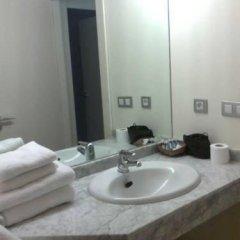 Отель Casa De Los Beneficiados Ронсесвальес ванная фото 2