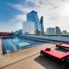Отель Furama Silom, Bangkok бассейн фото 2