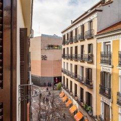 Отель Libertad I Испания, Мадрид - отзывы, цены и фото номеров - забронировать отель Libertad I онлайн балкон