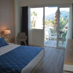 Fortezza Beach Resort Турция, Мармарис - отзывы, цены и фото номеров - забронировать отель Fortezza Beach Resort онлайн комната для гостей фото 3