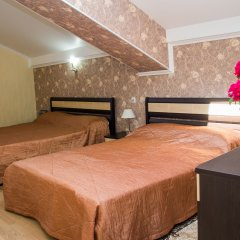 Гостиница Континент Анапа комната для гостей фото 6