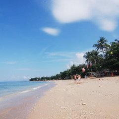 Отель Lanta Family Resort Ланта пляж
