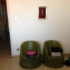 Отель Casa Leopardi Торре-дель-Греко удобства в номере