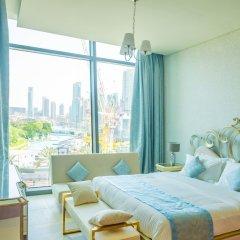 Отель Bravoway Burj Vista 1 in Downtown Dubai комната для гостей