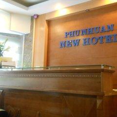Phu Nhuan Hotel New Ханой интерьер отеля