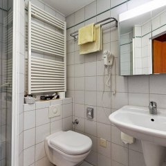 Hotel Garni Nuernberger Trichter ванная фото 2