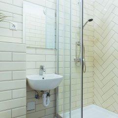 Апартаменты Play Apartment National Museum Будапешт ванная