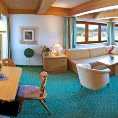 Отель Aparthotel Bergland Австрия, Зёлль - отзывы, цены и фото номеров - забронировать отель Aparthotel Bergland онлайн комната для гостей фото 3