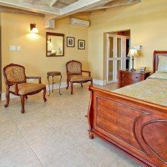 Отель Azure Cove, Silver Sands. Jamaica Villas 5BR комната для гостей фото 3