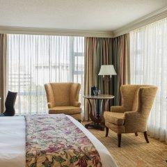 Отель Victoria Marriott Inner Harbour Канада, Виктория - отзывы, цены и фото номеров - забронировать отель Victoria Marriott Inner Harbour онлайн комната для гостей фото 4