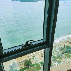 Апартаменты Nha Trang Star Beach Apartments комната для гостей фото 2