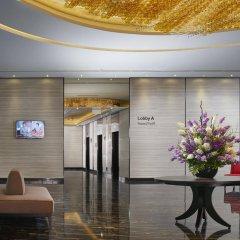 Hotel Boss Сингапур интерьер отеля