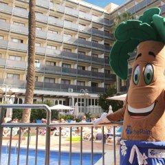 Отель Eurosalou Hotel & Spa Испания, Салоу - 4 отзыва об отеле, цены и фото номеров - забронировать отель Eurosalou Hotel & Spa онлайн балкон
