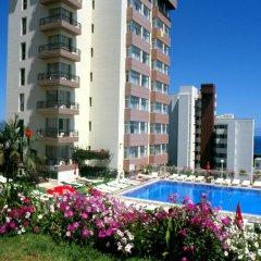 Отель Dorisol Estrelicia Португалия, Фуншал - 1 отзыв об отеле, цены и фото номеров - забронировать отель Dorisol Estrelicia онлайн бассейн
