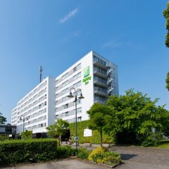 Отель Leonardo Frankfurt City South парковка