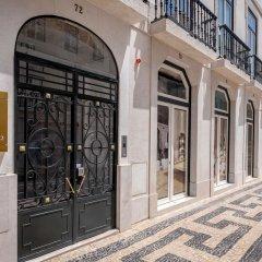 Отель Aurea Once Upon A House Лиссабон вид на фасад