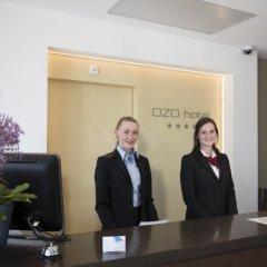 Отель Ozo Hotel Нидерланды, Амстердам - 9 отзывов об отеле, цены и фото номеров - забронировать отель Ozo Hotel онлайн интерьер отеля