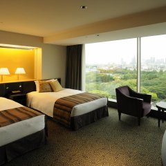 Отель New Otani Tokyo, The Main Япония, Токио - 2 отзыва об отеле, цены и фото номеров - забронировать отель New Otani Tokyo, The Main онлайн комната для гостей фото 3
