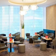Отель Park Inn by Radisson Brussels Midi Бельгия, Брюссель - 5 отзывов об отеле, цены и фото номеров - забронировать отель Park Inn by Radisson Brussels Midi онлайн интерьер отеля