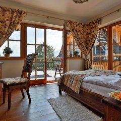 Отель Butorowy Dwór Польша, Косцелиско - отзывы, цены и фото номеров - забронировать отель Butorowy Dwór онлайн комната для гостей фото 2