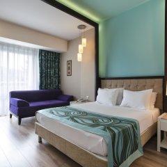 Orange County Resort Hotel Alanya Турция, Окурджалар - 2 отзыва об отеле, цены и фото номеров - забронировать отель Orange County Resort Hotel Alanya - All Inclusive онлайн комната для гостей фото 5