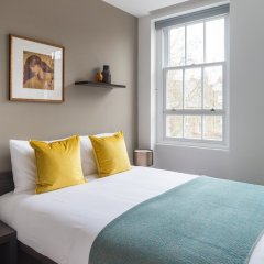 Апартаменты Mirabilis Apartments - Wells Court Лондон фото 21