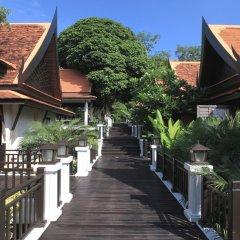 Отель Rawi Warin Resort and Spa Таиланд, Ланта - 1 отзыв об отеле, цены и фото номеров - забронировать отель Rawi Warin Resort and Spa онлайн приотельная территория