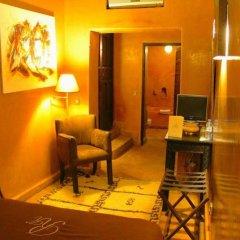 Отель Riad Hermès Марокко, Марракеш - отзывы, цены и фото номеров - забронировать отель Riad Hermès онлайн удобства в номере фото 2